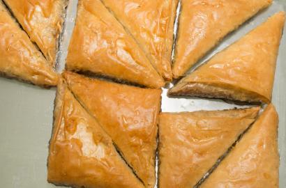 Τρίγωνα με καρύδι